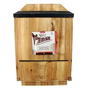 Natures Way Bird Prdts - Cedar Series 3 Chamber Bat House