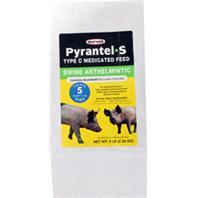 Durvet Inc D - Pyrantel-S Swine Anthelmintic
