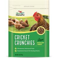 Manna Pro-Farm - Cricket Crunchies