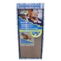 Ourpets Company - Cosmic Catnip Alpine Climb Incline Cat Scratcher