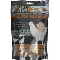 Dave&Matts Chicken Stuff - Premium Freeze Dried Mealworms