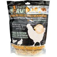 Dave&Matts Chicken Stuff - Freeze Dried Mealworms
