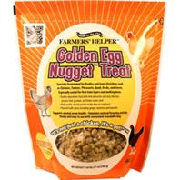 C And S Products Co Inc P - Farmer S Helper Golden Egg Nugget Treat