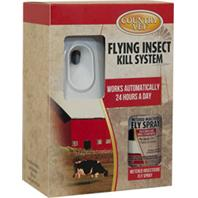 Amrep, Inc. Dbad - Country Vet Flying Insect Control Kit