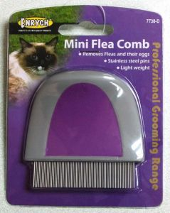 Enrych Pet - Mini flea comb - Small