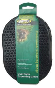 Enrych Pet - Rubberized grooming glove