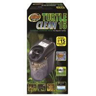 Zoo Med - Turtle Clean 15 External Canister Filter Up To 15 Gallon