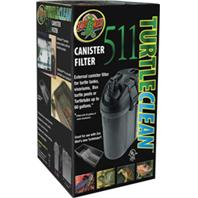 Zoo Med - Turtle Clean 30 External Canister Filter - Up To 30 Gallon