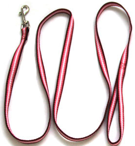 Rainbow Leash - Red - 0.39 x 59.05 Inch
