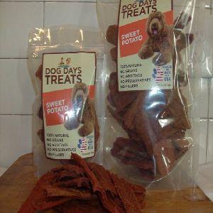 Dog Days Treats - 5 oz Sweet Potato Treats