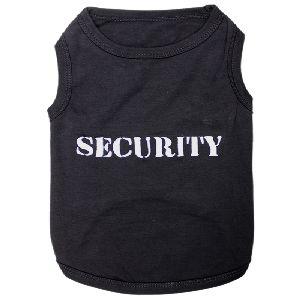 Parisian Pet Security Dog T-Shirt-X-Small