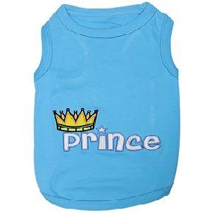 Parisian Pet Prince Dog T-Shirt-Large