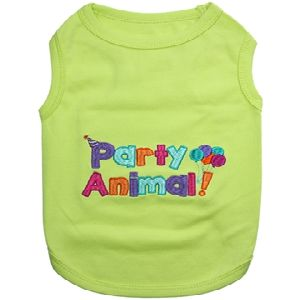 Parisian Pet Party Animal Dog T-Shirt-XX-Small