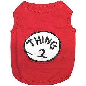 Parisian Pet Thing 2 Dog T-Shirt-3X-Large
