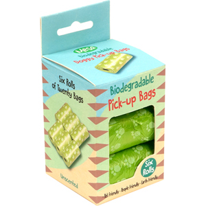 Mesa Pet Products - Biodegradable Pick up Bags-120 pack