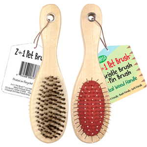 Mesa Pet Products - 2-in-1 Pet Brush
