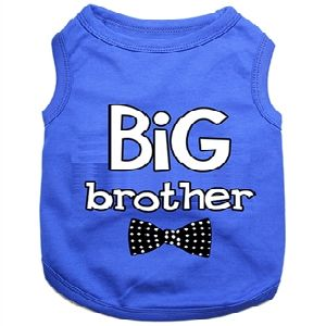 Parisian Pet Big Brother Dog T-Shirt-3X-Large