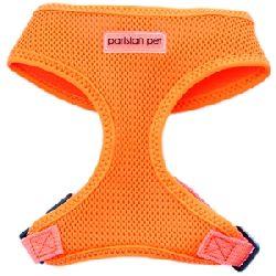 Parisian Pet Mesh Harness Neon Orange-XSmall