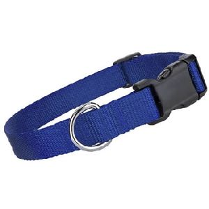 Parisian Pet Nylon Collar Blue-Large