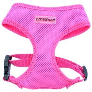 Parisian Pet Mesh Harness Neon Pink-Medium