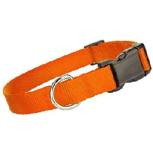 Parisian Pet Nylon Collar Orange-Small