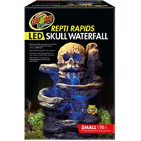 Zoo Med - Repti Rapids Led Waterfall Skull - Small