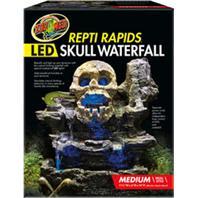 Zoo Med - Repti Rapids Led Waterfall Skull - Medium