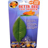 Zoo Med - Betta Bed Leaf Hammock -  Green Large