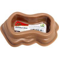 Zilla - Durable Dish - Brown Small