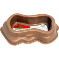 Zilla - Durable Dish - Brown Medium