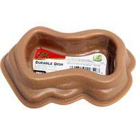 Zilla - Durable Dish - Brown Large