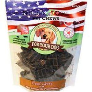Best Buy Bones - Usa Beef Liver Treats Natural Chew Treats - 6 Oz
