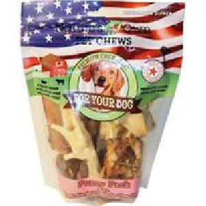 Best Buy Bones - Usa Puppy Pack Natural Chew Treats - 6 Piece
