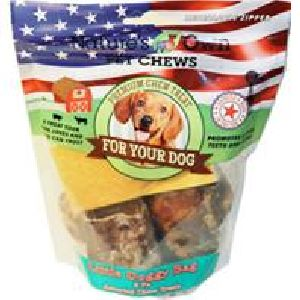 Best Buy Bones - Usa Little Doggy Bag Natural Chew Treats - 5 Pc