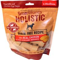 Petmatrix, Llc - Smartbones Holistic - Medium/4 Pack