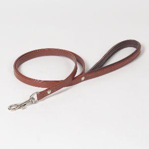 "Hound?s Best - Small ""Windsor"" Leather Dog Leash - 4 feet"
