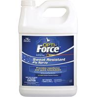 Manna Pro - Fly - Opti-Force Sweat Resistant Fly Spray - 1 Gallon
