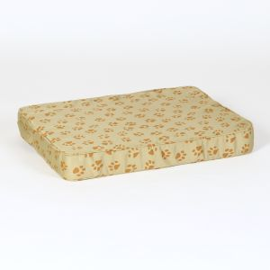 "Hound?s Best - Small ""Paw Print"" Orthopedic Foam Dog bed"
