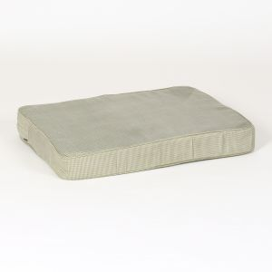 "Hound?s Best - Small ""Green Checker"" Orthopedic Foam Dog bed"