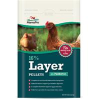 Manna Pro - 16% Layer Pellet With Probiotics - 8Lb