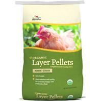 Manna Pro - Organic Layer 16% Pellets - 30 Pound