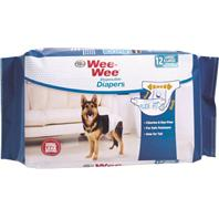 Four Paws - Wee-Wee Disposable Diapers - Large/Xlarge