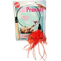 Ethical Cat - Cat Prancer Color Teaser Wand - 44 Inch