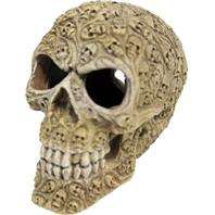 Blue Ribbon Pet Products - Exotic Environments Haunted Skull - Small