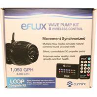 Current - Eflux Wave Pump Kit Loop Compatible - 1050 Gph