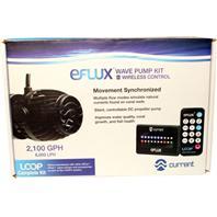 Current - Eflux Wave Pump Kit Loop Compatible - 2100 Gph