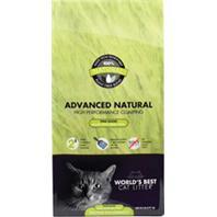 Worlds Best Cat Litter - Worlds Best Cat Litter Zero Mess Pine Scent - Pine Blend - 6 Pound