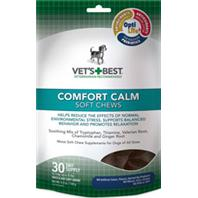 Bramton Company - Vets Best Comfort Calm  Soft Chew - 4.2 Oz/30 Day
