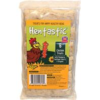 Unipet USA - Hentastic Chicken Sticks - Mealworm/Oregan - 17.4 oz