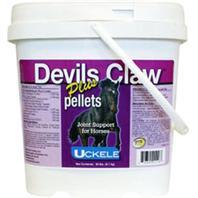 Uckele Health & Nutrition - Devils Claw Plus Pellet - Natural - 5 Lb